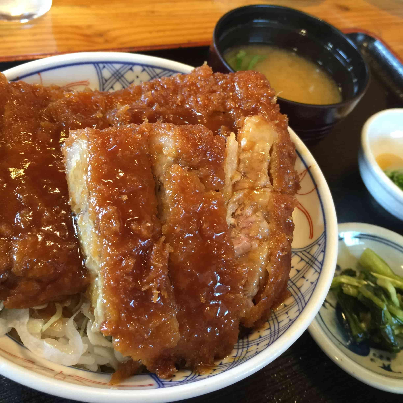 ソースかつ丼NO.1